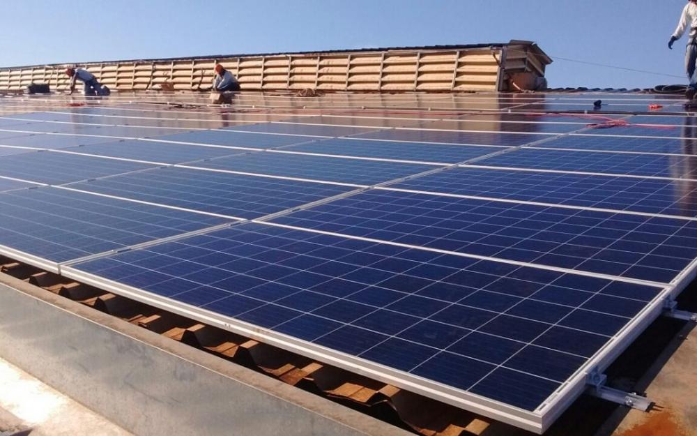 O que é energia solar e como funciona o processo de geração de eletricidade?