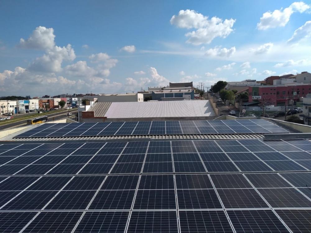 NYFAN ENERGY, instala sistema fotovoltaico em Valinhos - SP