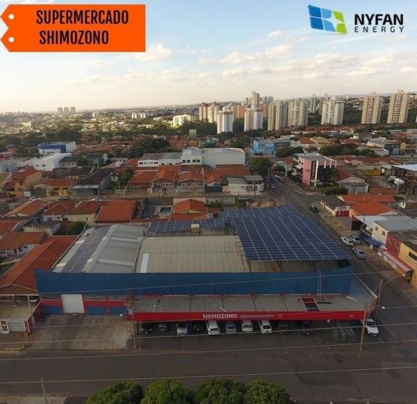 Supermercado Simozono - Campinas/SP